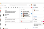 Gmelius screenshot: Gmelius Shared inboxes in Gmail allow your team to collaborate in real-time