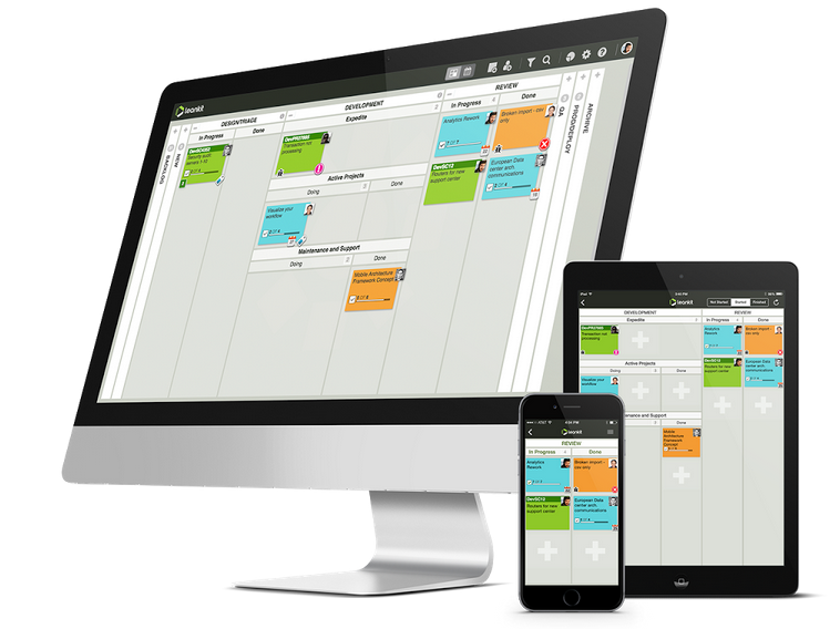 Easily collaborate and share information -- anytime, anywhere