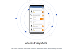 Ivalua screenshot: Access the Ivalua platform from anywhere with mobile optimization