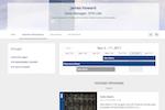 360Learning screenshot: Learner Profile