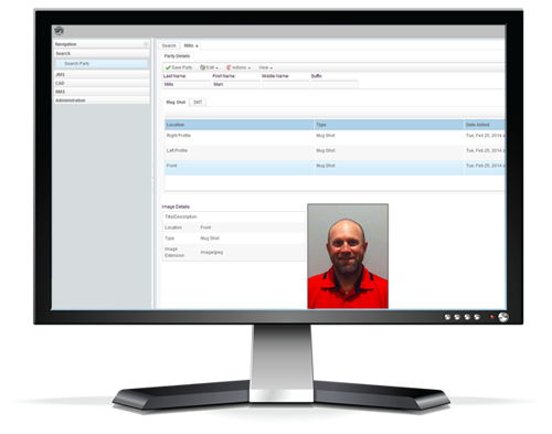 Dynamic Public Safety offers record management for jail administration
