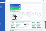 Captura de tela do Leadoo: Leadoo dashboard