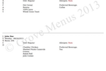 Capture d'écran pour GroveMenus : Increase production as the head count increases with Grove Menus