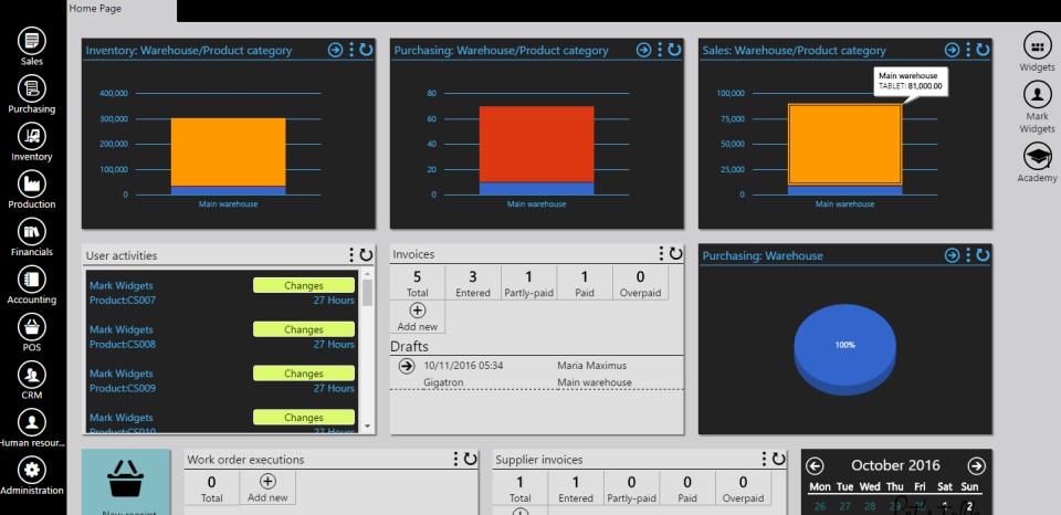 ERPAG Software - 4