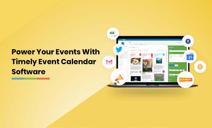 Timely Event Calendar Software - 1
