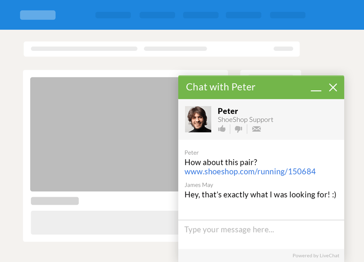 Chat Outsource screenshot: With professional live chat agents on the website, businesses can remain open 24/7/365