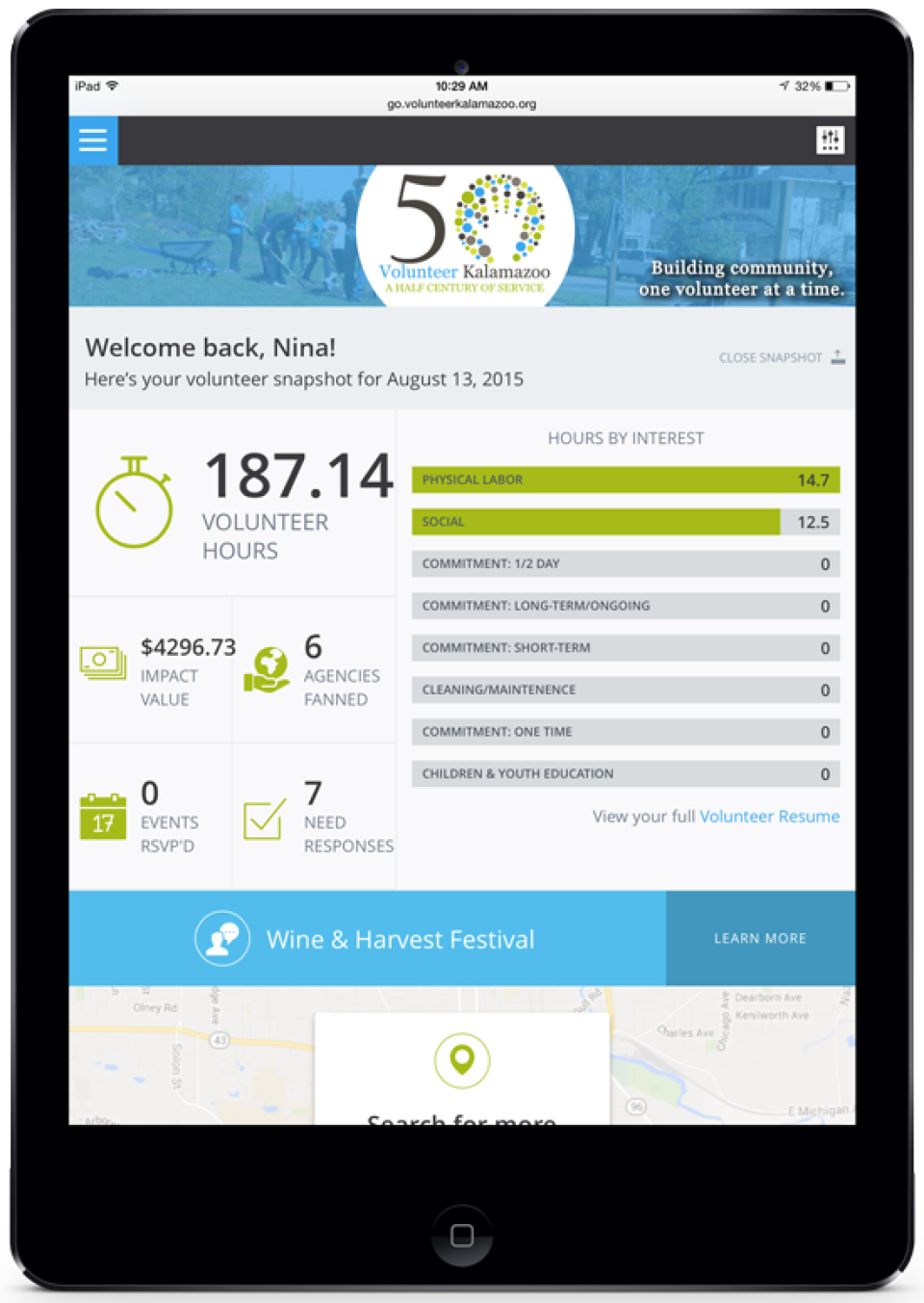Get Connected Software - Get Connected's mobile-optimized user interface facilitates access from mobile and tablet devices