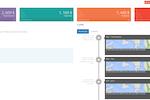 Call of Service screenshot: Customer Dashboard
