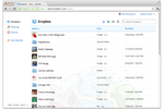 Dropbox Business screenshot: Store photographs in Dropbox