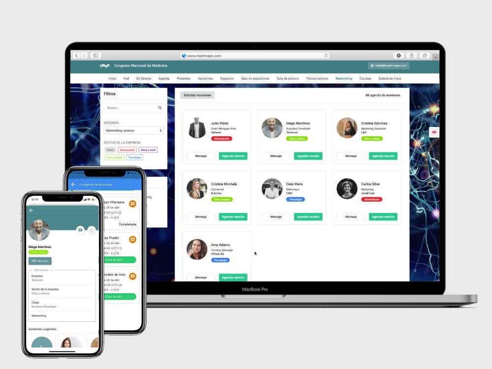 Meetmaps Software - 5