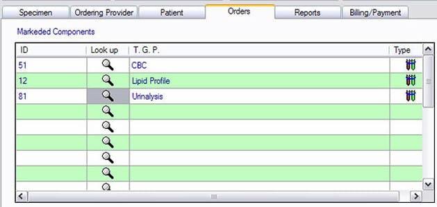 Prolis Software - Orders
