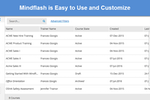 Mindflash screenshot: Mindflash is easy to use and customizable