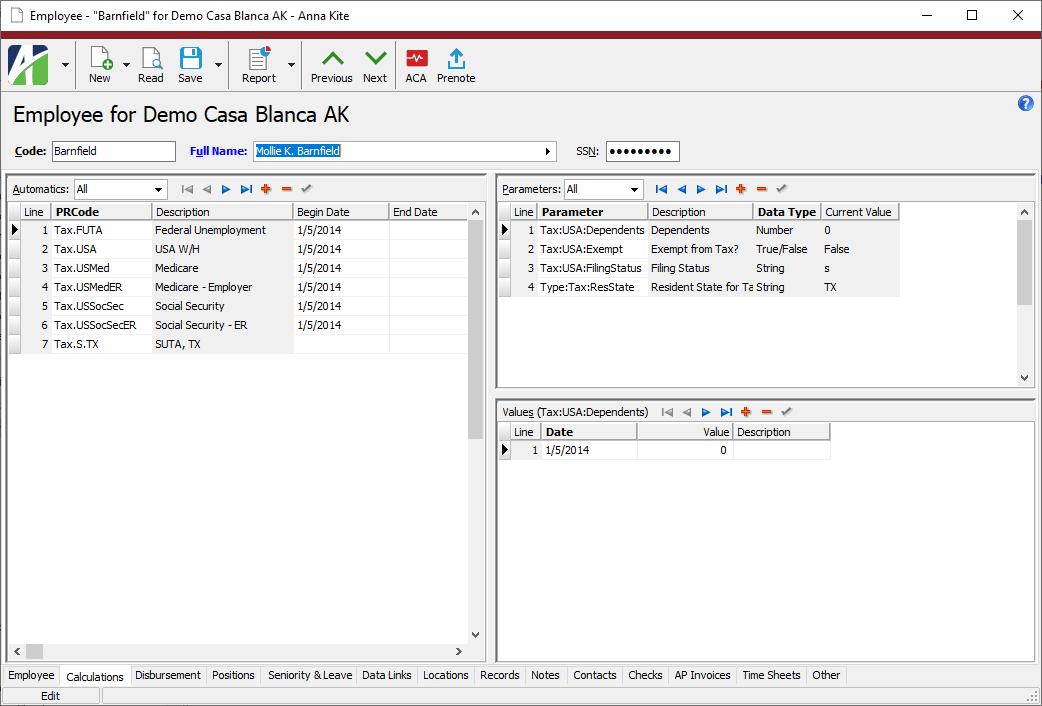 Activity HD Software - ActivityHD date driven