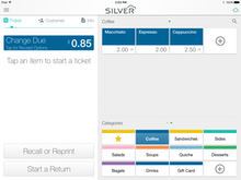 NCR Silver Software - POS system