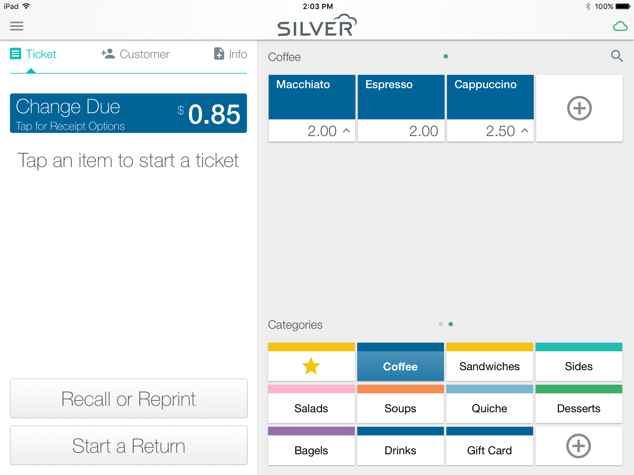 NCR Silver Software - 1