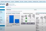 Amadeus Sales & Event Management screenshot: Amadeus Sales & Event Management dashboard
