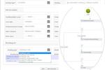 Captura de tela do NABD System: Routing Rules