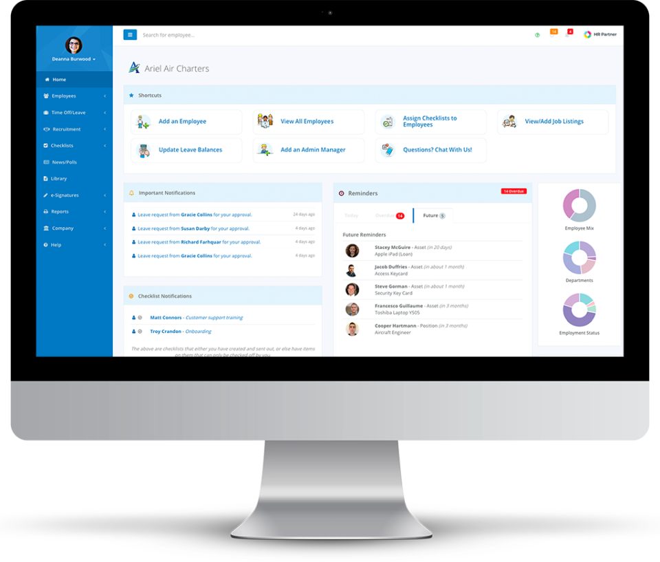 HR Partner Software - 1