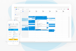 Comtravo screenshot: Get travel itineraries and calendar entries as soon as the trip is booked