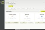 Capture d'écran pour ArangoDB : ArangoDB production