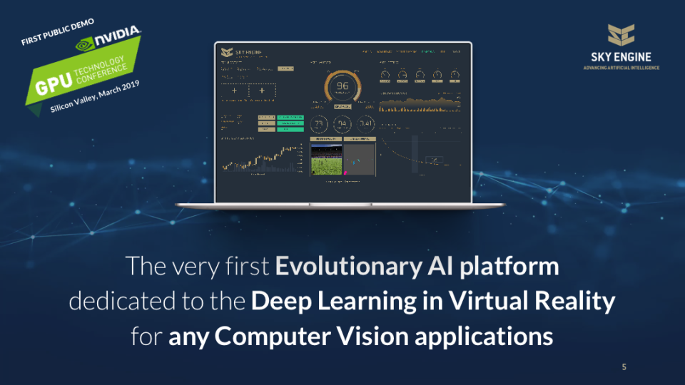 Sky Engine AI Platform Logiciel - 1