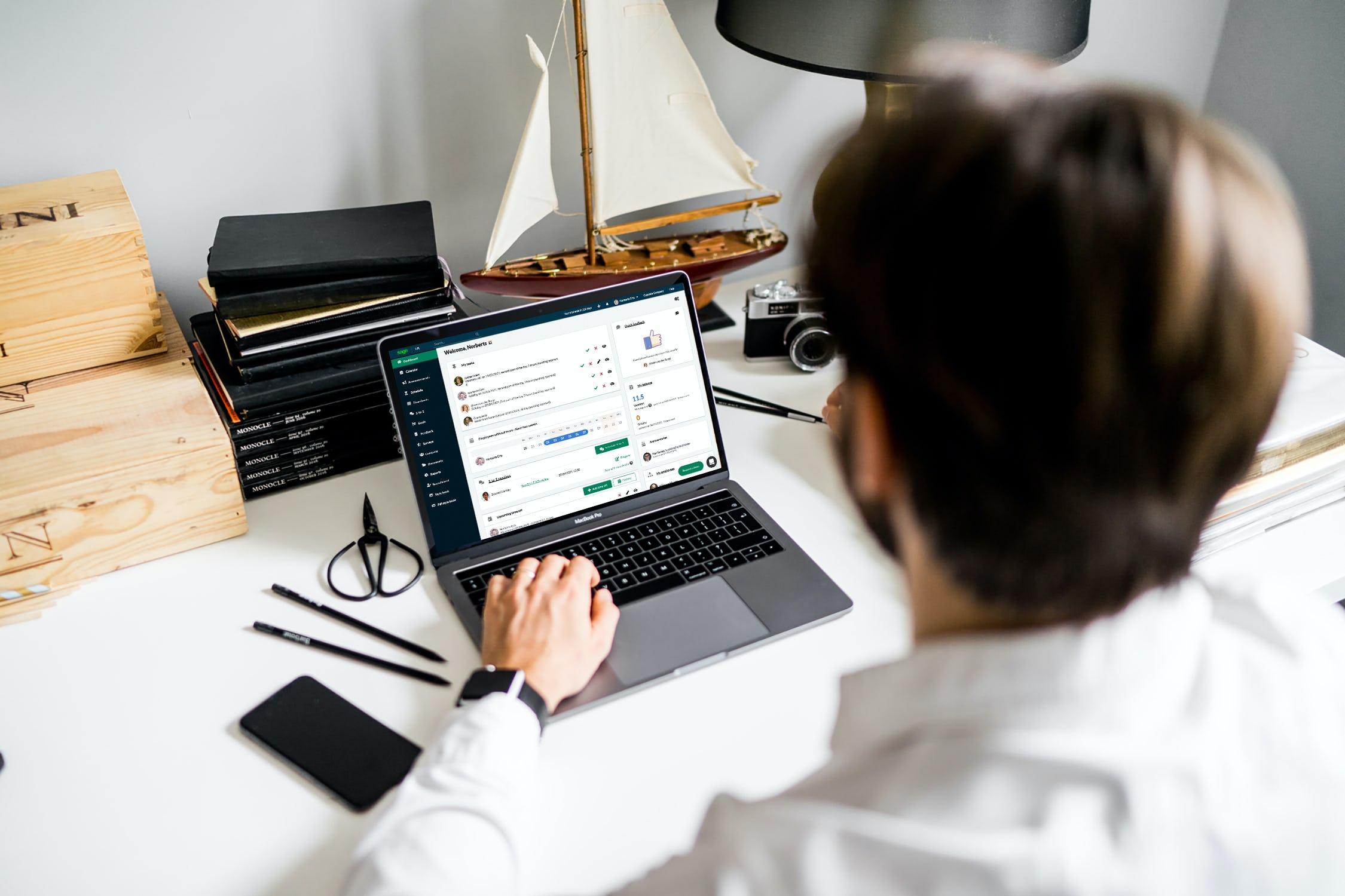 Sage HR Software - 1