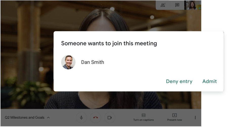 Google Meet Software - 4