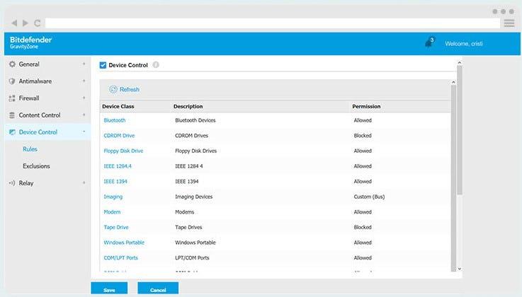 Bitdefender GravityZone Software - 3