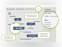 Jira Software - Workflow Designer