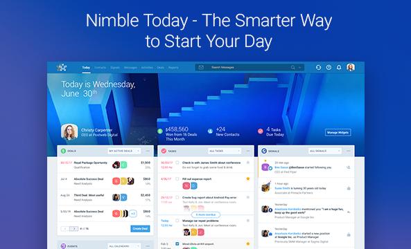 Nimble Software - 1