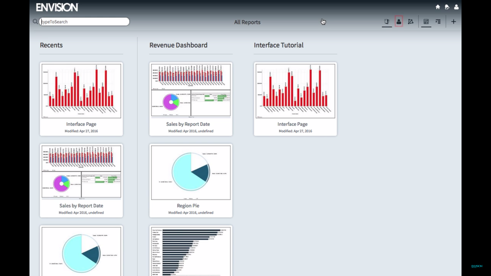 Carriots Analytics Software - Reports