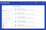 Captura de pantalla de BigMarker: Virtual Event Networking Lounge