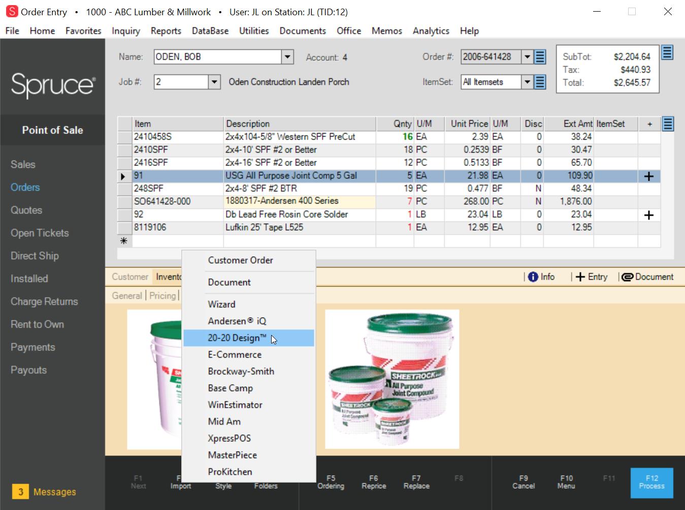 Spruce Software - 6