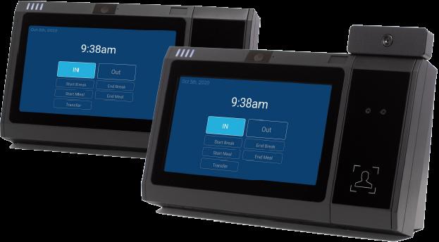 WorkforceHub Smart Clocks