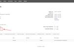 billwerk screenshot: Each customer's contract details can be viewed