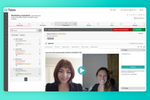 Talos screenshot: Video Interviewing & Video Screening Enabled