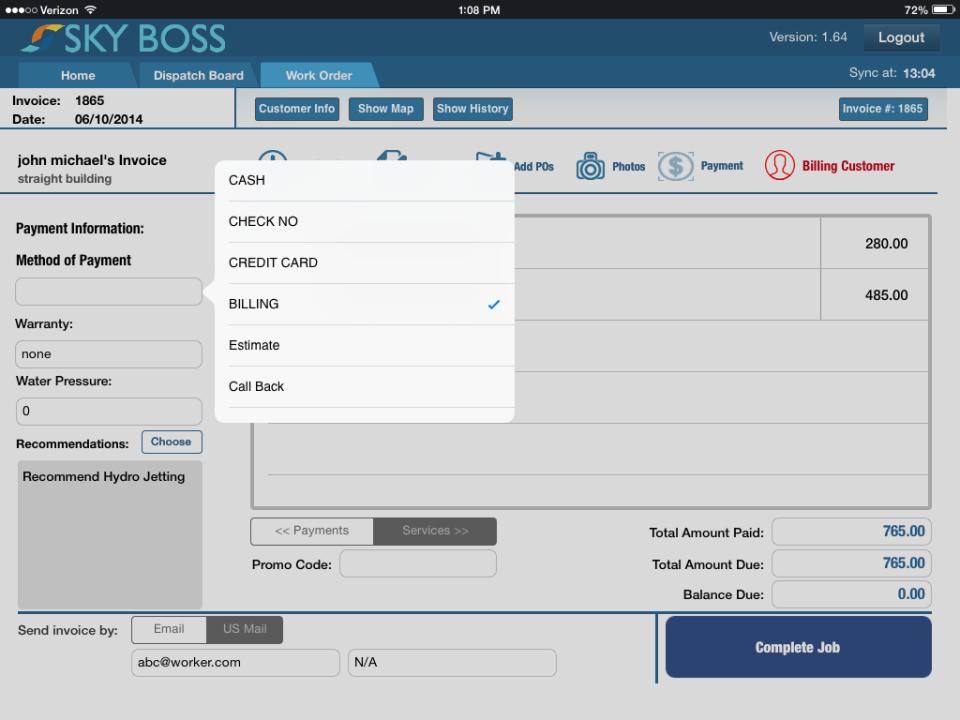 SkyBoss Software - 3