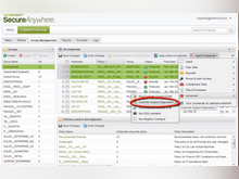 SecureAnywhere Software - 3