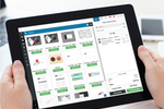 DocketManager screenshot: Manage walk-ins easier with DocketManager's Point of Sale