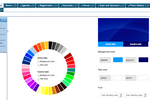 ExxpertApps screenshot: Landing_Page_Editor