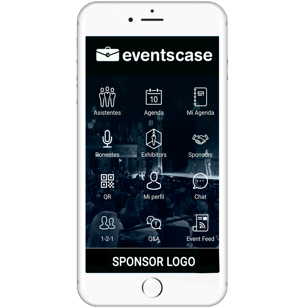 The EventsCase app can be used to manage events