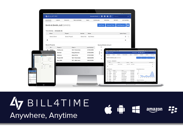 Bill4Time Software - 1