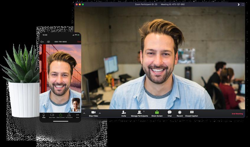 Zoom Meetings Software - 1