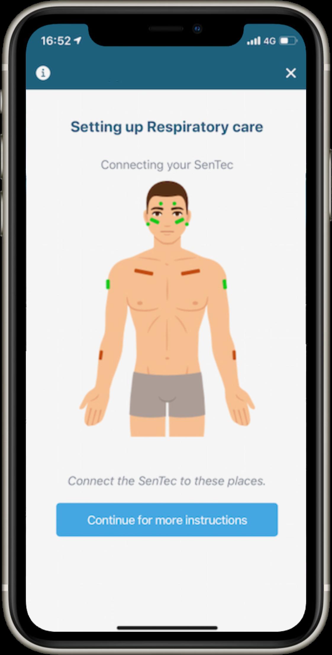 Improve App custom patient/participant instructions