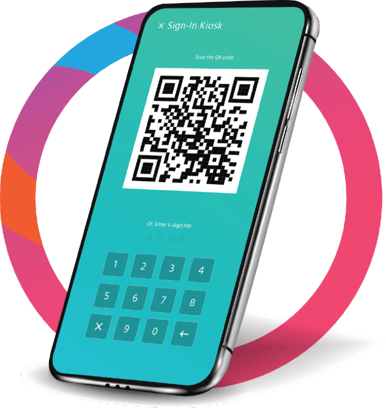 Offer contactless check-in using GPS-enabled technology and QR codes.