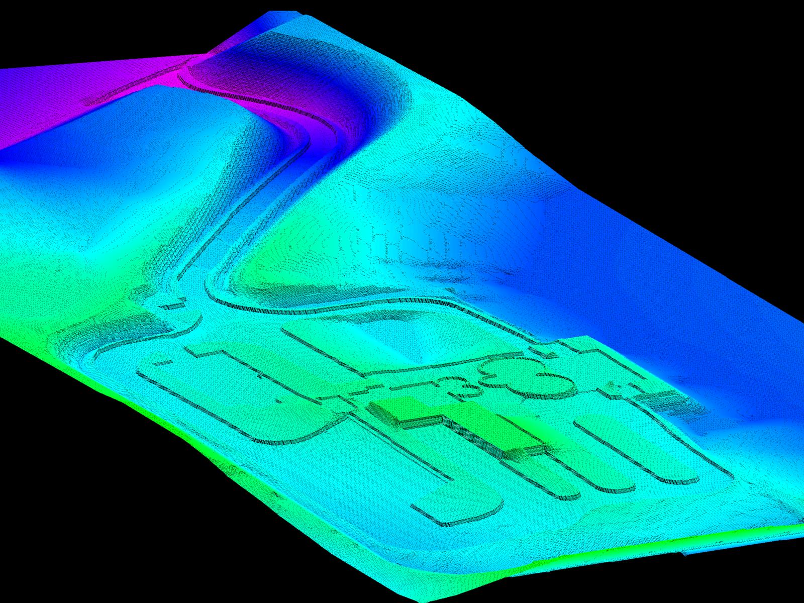 WinEx Software - Elevation diagram