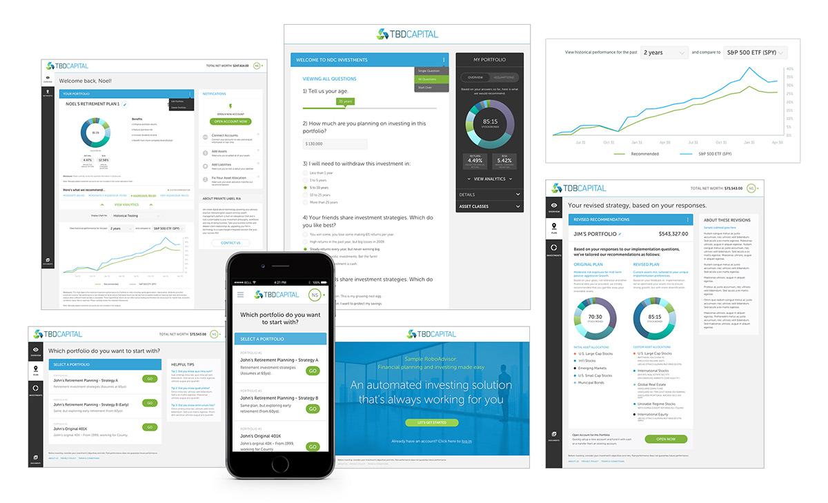 AdvisorEngine interactive reporting