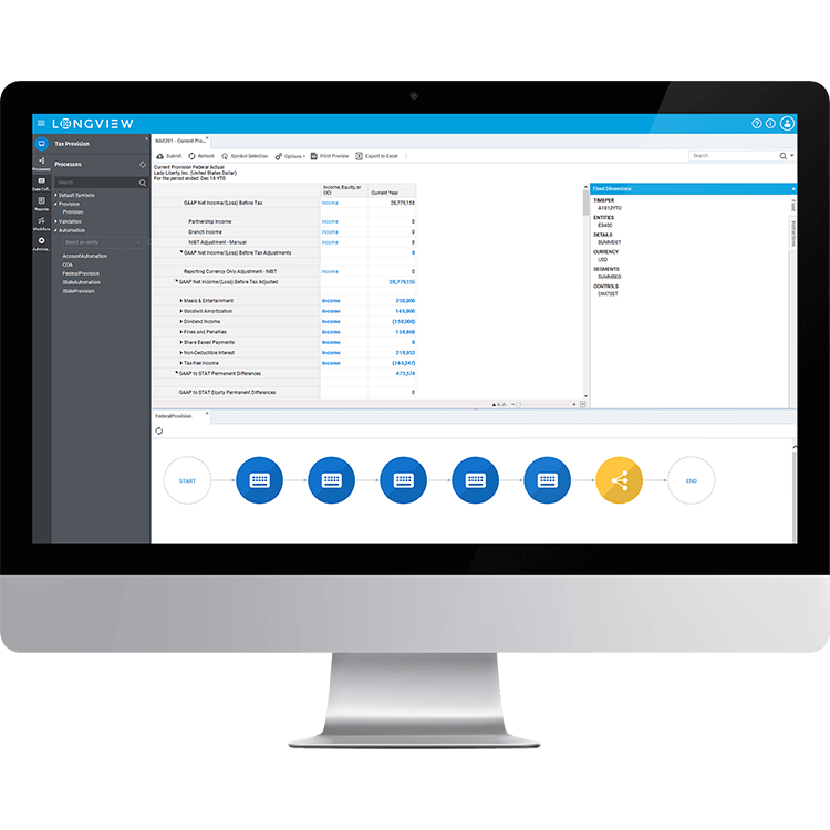 Longview Tax Software - 1