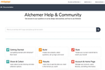 Alchemer screenshot: