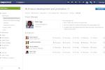 ONLYOFFICE Screenshot: Project Management